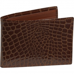 Luxury Wallets of Alligator Crocodile & Ostrich Leather ...
