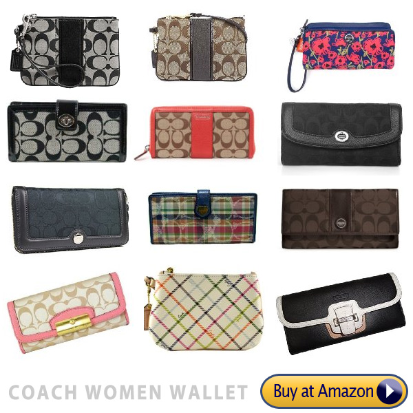 Coach America Made Leather Wallets For S