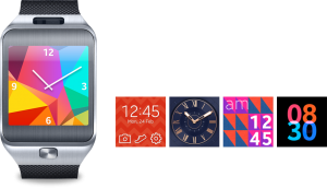 customize display themes for your smart watches screen.