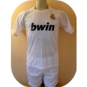 kids real madrid Ronaldo soccer kit