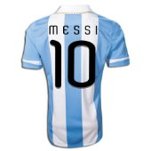 messi argentina football jersey