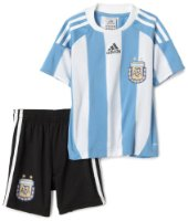 messi football kit juniors