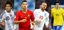 top 4 soccer players in the world best soccer jerseys